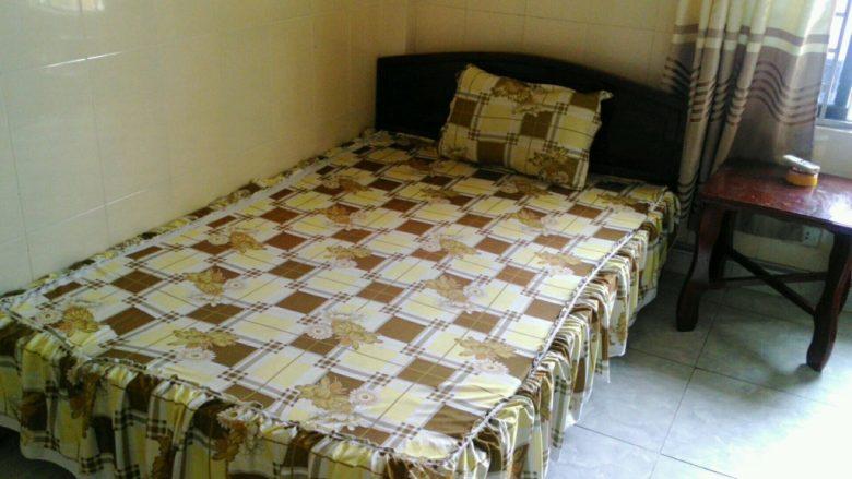 ドーソンのニャギHOA CUCのベッド