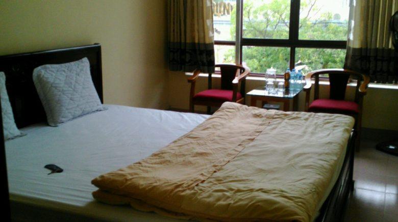 サイズオン・ホテルの客室