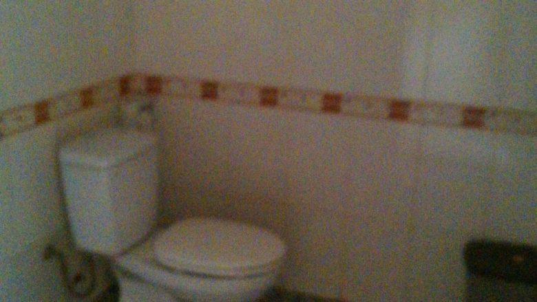 サイズオン・ホテルのバスルーム