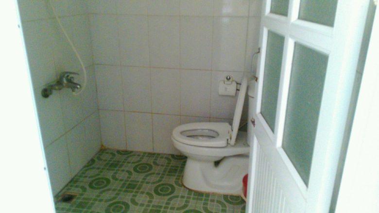 ドーソンのニャギHOA CUCの浴室