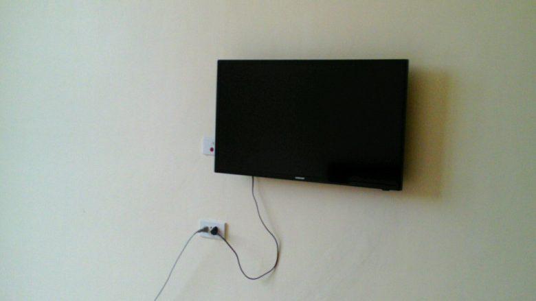 サイズオン・ホテルのテレビ