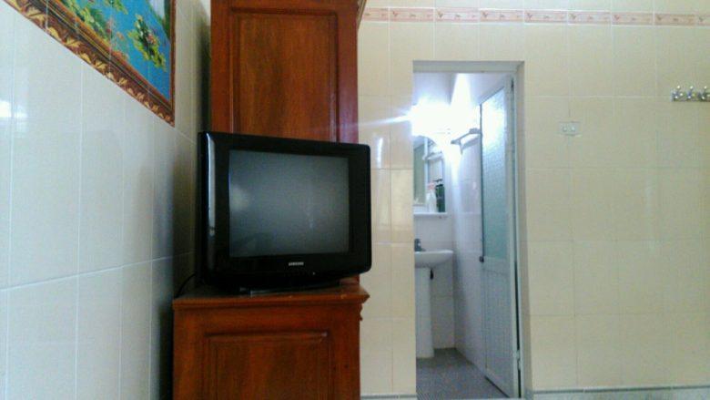 ドーソンのニャギHOA CUCのテレビ